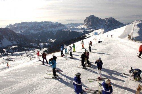 Skiurlaub im Grödnertal – Winterurlaub in der alpinen Traumkulisse