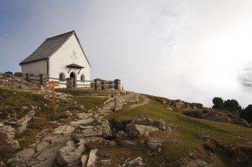 Lajen- Raschötz Gipfelkreuz