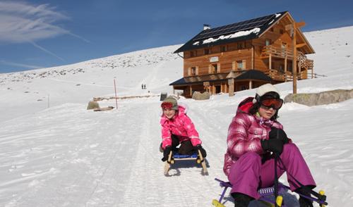 Winterliche Urlaubsträume abseits der Skipisten