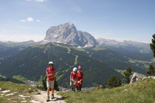 Vacanza attiva in Val Gardena - Vacanze nelle Dolomiti